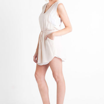 A.L.C. Benji Dress in Blush