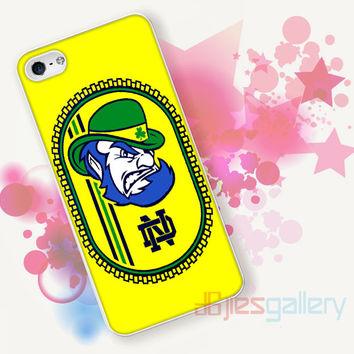 Notre Dame Fighting irish NFL for iPhone 4/4S, iPhone 5/5S, iPhone 5C, iPhone 6 Case - Samsung S3, Samsung S4, Samsung S5 Case