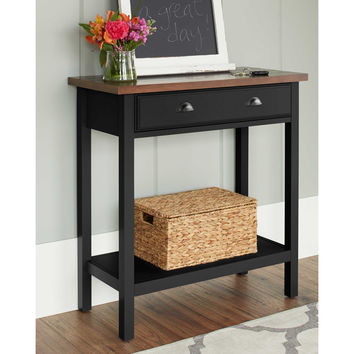 Chatham House Newport Console Table with Drawer
