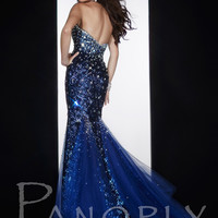 Sweetheart Neckline Panoply Pageant Formal Gown 14596