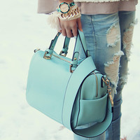 Smoke Frost Tote