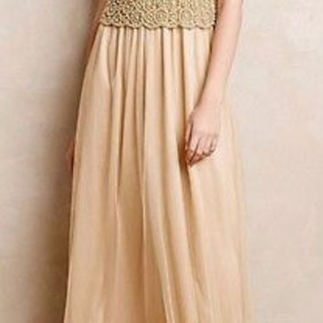 NWT Anthropologie Beaded Arabella Maxi Dress Sz XS, S and L - By Boemo