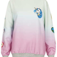 Unicorn Sweat By Tee And Cake - Multi