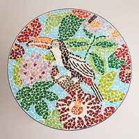 Toucan Cadiz Mosaic Bistro Table - World Market