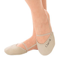 HALF SHOES | Rhythmic Gymnastics : Shoes | Chacott Co., Ltd.