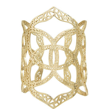 KENDRA SCOTT - Roni Cuff Bracelet in Gold