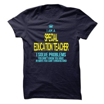I am a Special Education