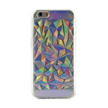 ONETOW Day-First? Cool DIAMOND HOLOGRAM IPHONE CASE