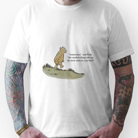 The Smallest Things - Winnie The Pooh Unisex T-Shirt