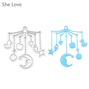 Metal Cutting Dies Stencil Template Cartoon Cloth Hangers DIY Scrapbooking Photo Album Embossing Decorative Craft