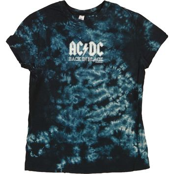 AC/DC  Back In Black Junior Top Black