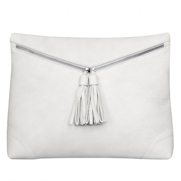 Beaumont Organic Porto Leather Clutch