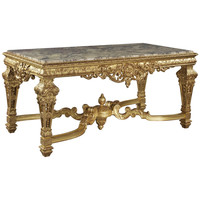 Louis XIV Style Giltwood Centre Table after a Design by Pierre Lepautre