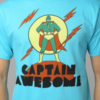 LIFE Captain Awesome Tee
