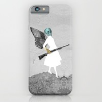 Death angel hunting iPhone & iPod Case by Tintorera