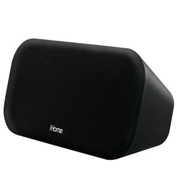 iHome iBT25 Bluetooth Wireless Stereo Speaker System w/ USB Charging Black - JCPenney