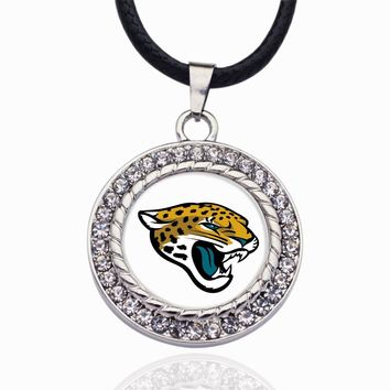 Wimpy kid Jacksonville Jaguars Pendant Necklace Best Gift for /Women/Girl/Men/Mom Lobster Clasp Link Chain Necklace Jewelry