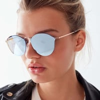 Ray-Ban Blaze Round Sunglasses | Urban Outfitters