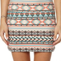 BILLABONG PYRAMID SKIRT - WHISPER