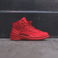 NIKE AIR JORDAN 12 RETRO GYM RED / BLACK