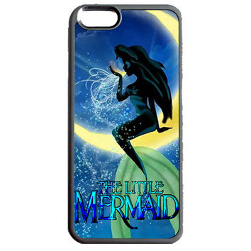 Disney's Little Mermaid (Ariel) for Iphone 6/6s PLUS (5.5-inch) TPU Bumper Case