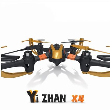 Newest Rc Drone 4CH 2.4G 6 Axis remote control Toys UFO 3D Flying RC Drone Transmitter with LCD Display Quadrocopter