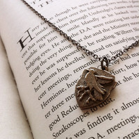 Ravenclaw Crest Pendant by FanaticAlley on Etsy