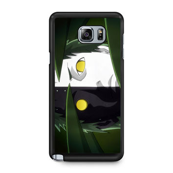 Zetsu Face Note 5 Case