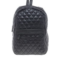 Pieces Milje Quilted Backpack at asos.com