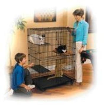 Midwest Homes For Pets - Cat Playpen