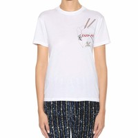 Exclusive to mytheresa.com – printed cotton T-shirt