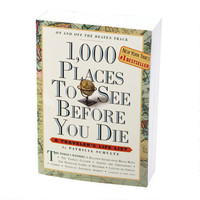 """""""1000 Places To See"""" Book 
