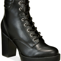 Madden Girl Joltz Booties - Boots - Shoes - Macy's
