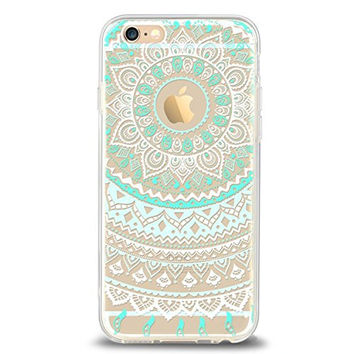 IPhone 6 Case,IPhone 6s Case,[4.7inch]by Ailun,for iPhone 6/6s,Solid Acrylic Back&Reinforced Soft TPU Frame,Ultra-Slim,Shock-Absorption Bumper,Anti-Scratch&Fingerprint&Oil Stain Back Cover[Mint Green]