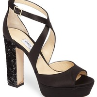 Jimmy Choo April Platform Sandal (Women) | Nordstrom