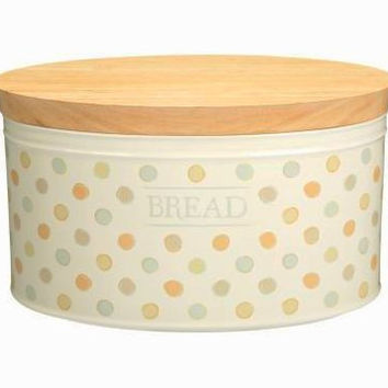 KitchenCraft Classic Collection Ceramic Bread Bin