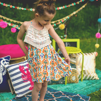 Citrus Kisses Dress