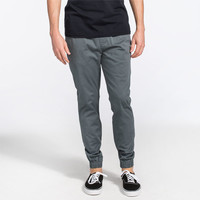 Billabong Outsider Mens Jogger Pants Blue  In Sizes