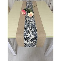 Decorative Beads linen table runners