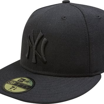 New York Yankees Mlb Fitted Cap