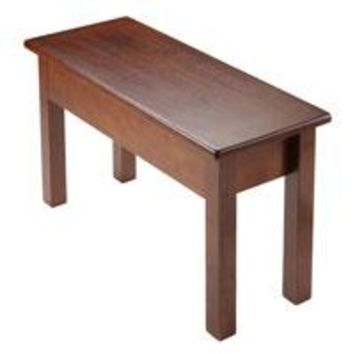 Winsome Wood 94739 Emmett Bench with Seat Storage