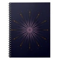 Sparkles in the Dark Notebook