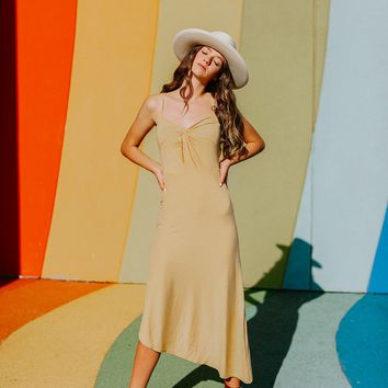 Sun Baked Day Dress