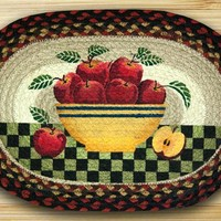 Apple Bowl Placemat