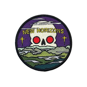 New Horizons Patch