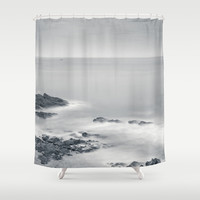 Shadows Shower Curtain by Guido Montañés
