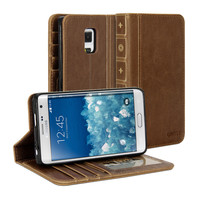 Book Case Vintage for Samsung Galaxy Note Edge