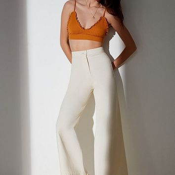 Sugarhigh Lovestoned Woody High-Rise Wide-Leg Pant | Urban Outfitters
