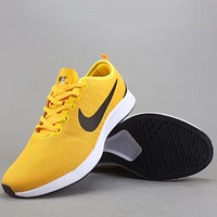 Trendsetter Nike Dualtone Racer  Women Men Fashion Casual Sneakers Sport Shoes