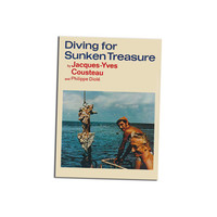 Diving For Sunken Treasure Book New From Rushmore